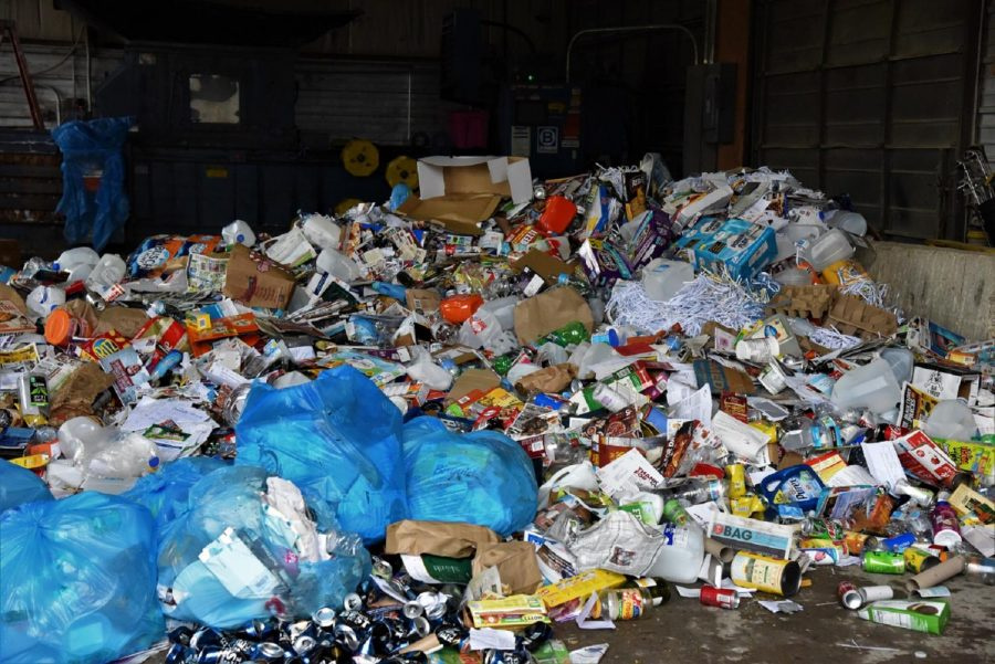 Recycling center supervisor urges county customers to do their homework