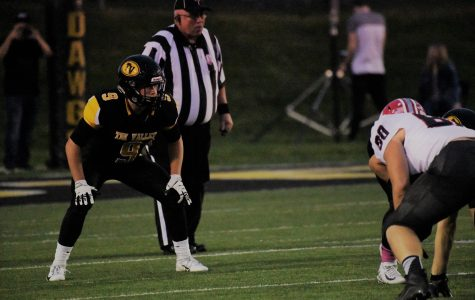 Tri-Valley with big test looming against Barberton running back Kyree Young