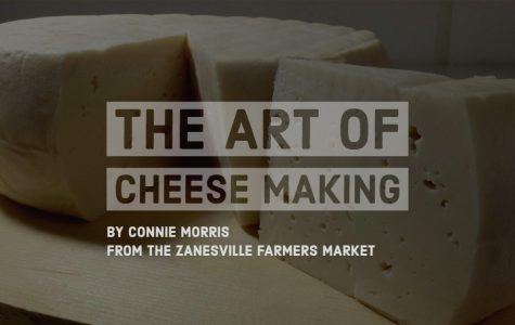 The art of making cheese