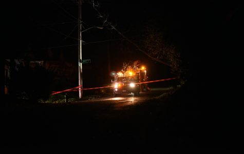 Nearly 500 without power South of Y-Bridge