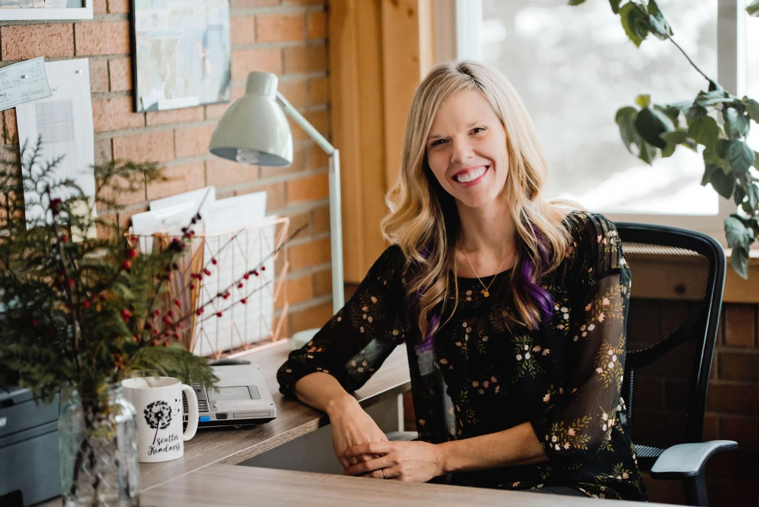 Britni Ross is the founder of The Corvus Company, an E-commerce consulting company. Ross works with businesses to create individualized plans that work for their specific business models. | Photo provided by Britni Ross