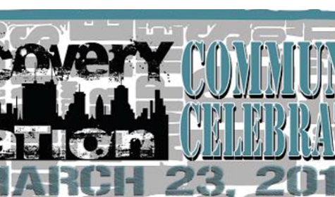 Celebration of recovery Saturday