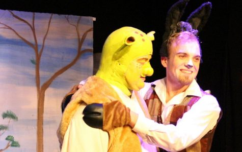 Zane Trace Players production of 'Shrek the Musical' opens Friday night