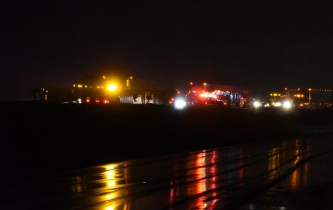 Semi accident closes I-70 Westbound