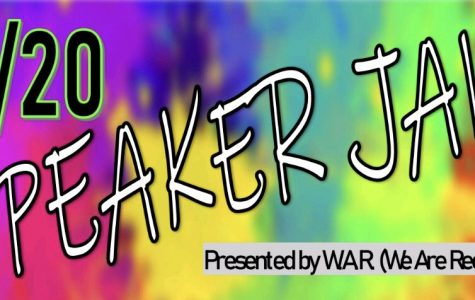 We Are Recovery hosting 'Speaker Jam'