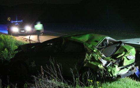 Rollover accident results in OVI arrest