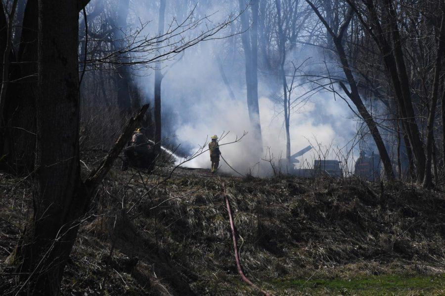 Burn ban in effect through November