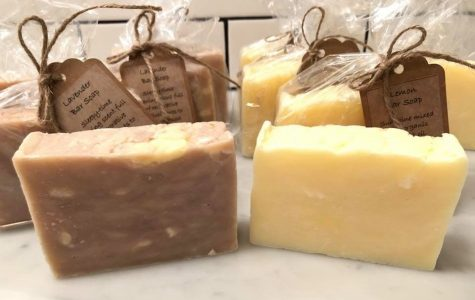Handmade for Mom and Babe: Soap making broken down to the suds