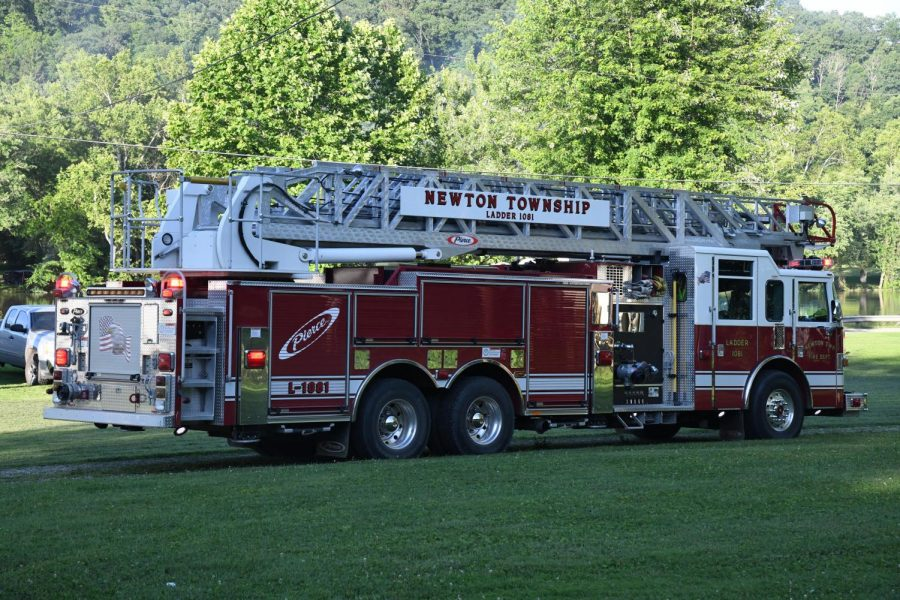 Newton+Township+Fire+Department+hosting+food+drive+to+give+back+to+community