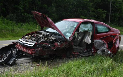 Driver cited in accident along SR-345