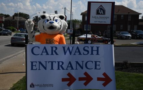 Car wash and bake sale raise funds for the Brenda Hoffman Memorial Scholarship