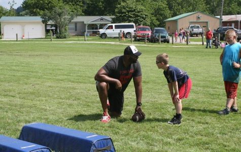 Buckeyes and Browns to teach kids fundamentals of football and cheer
