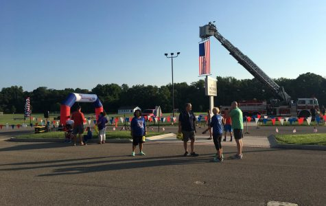 Over 200 participants will gear up for Red White & Run at MRC on Fourth of July