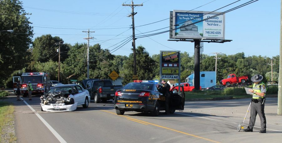 Thursday afternoon accident leaves young Roseville man in