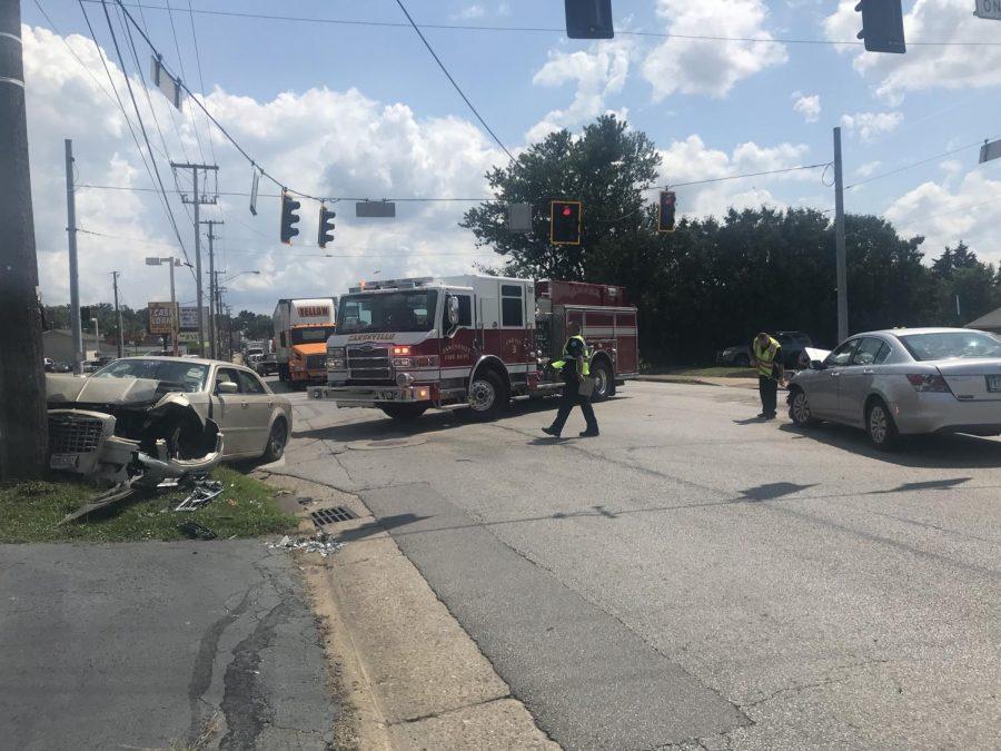 Elderly+couple%2C+pregnant+woman+injured+in+crash+on+Maple+Avenue+Thursday