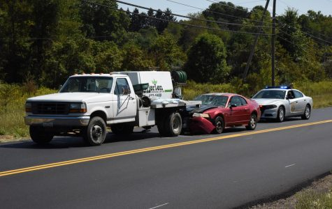 Driver cited following accident along SR-146