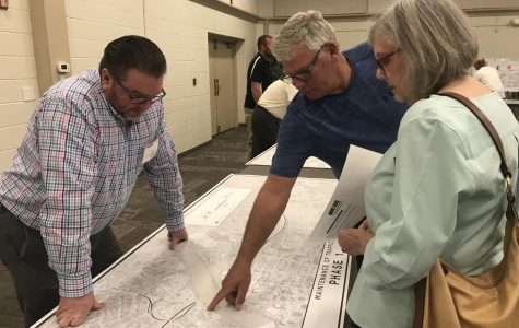 Hundreds spill outside Welcome Center to discuss major I-70 project with ODOT