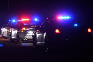 Man arrested following evening pursuit