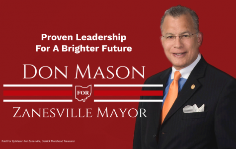 Mason looks to make Zanesville a growing, vibrant community as mayor once more