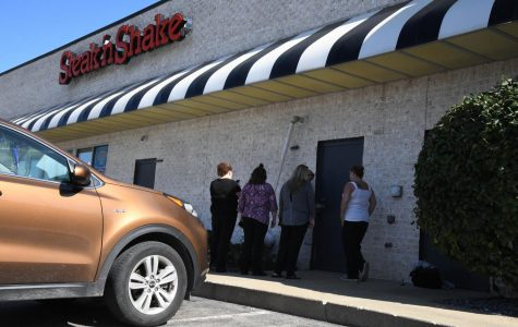 Car into Steak 'n Shake closes restaurant