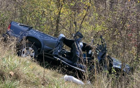 AirEvac lands on I-70, transports injured to Grant Hospital following collision Sunday