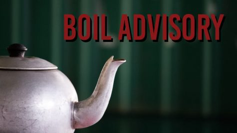 Boil advisory continues for City's south side