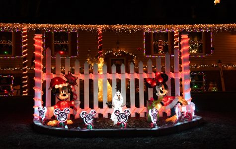 Dobbins family Christmas light show returns this Saturday featuring more lights than ever