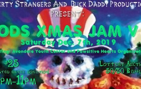 Fifth Annual 'Ol' Dirty Christmas' Holiday Jam to benefit local charities Saturday