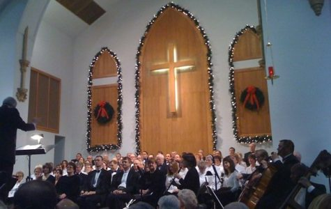 Zanesville Civic Chorus performing in 90th Annual Production of Handel's Messiah