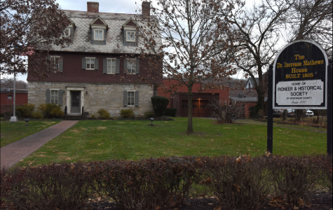 Increase Mathews House opens door for holiday tours Saturdays in December