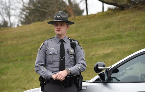 Trooper Smith named as Zanesville's Trooper of the Year