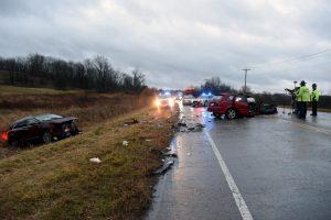Crash likely involving drugs kills 88 year-old woman, injures two additonal elderly victims