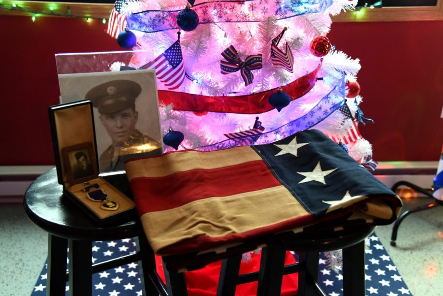 Inside+the+box+of+items+gifted+to+DeBolt+was+a+photo+of+Paul+C.+Poulton+who+served+in+the+United+States+Army+for+about+one+year+before+he+died+in+the+Battle+of+the+Buldge.
