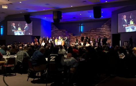 Students dedicated to studies, community honored during 26th annual MLK Jr. breakfast