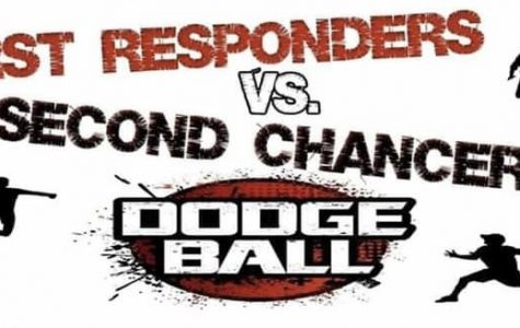Local organizations hosting 'First responders vs. Second-chancers' dodgeball tournament
