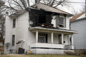 Fire that damaged Zanesville family's Ohio Street home under investigation