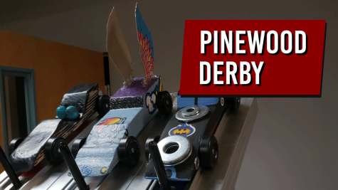 Scouts seek competitors in Pinewood Derby