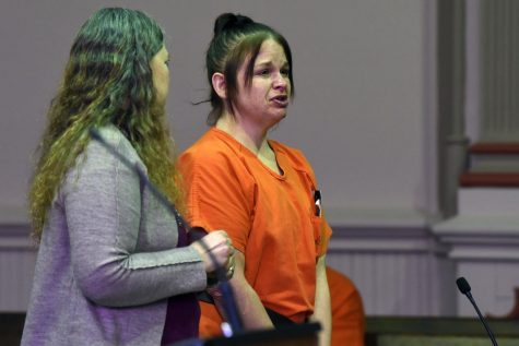 Woman who stabbed roommate in neck during argument over meth sent to prison