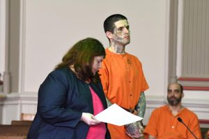 Gang member sentenced for attempted murder after stabbing jail inmate with pen