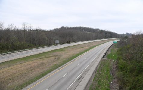 Traffic along I-70 in Zanesville decreases following Ohio's stay-at-home order