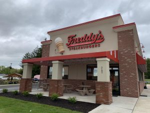 Freddy's building for sale: $2.7 million