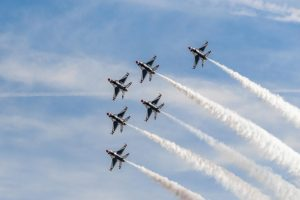 F-16s to fly over Genesis Hospital Tuesday