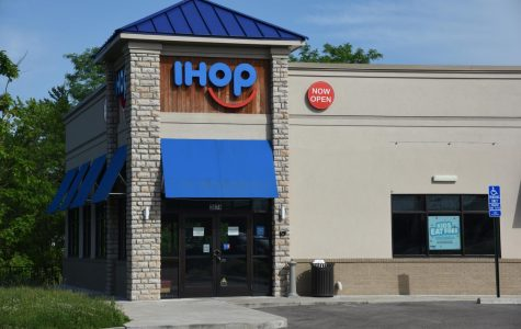 IHOP Zanesville location yet to reopen