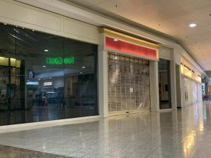 Victoria's Secret leaves Colony Square Mall