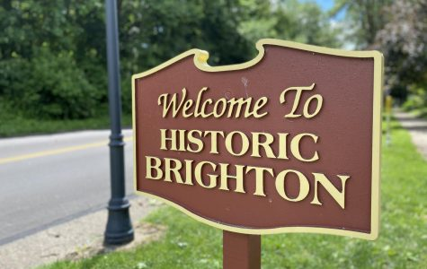 Traffic change planned for Brighton during sidewalk replacement next week