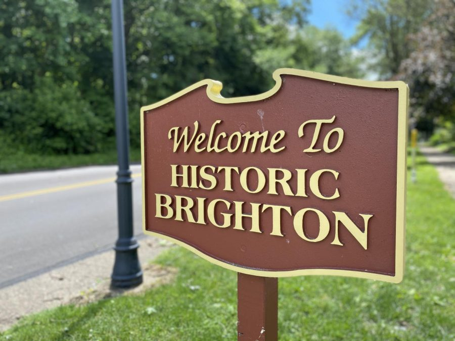 Traffic change planned for Brighton during sidewalk replacement next week