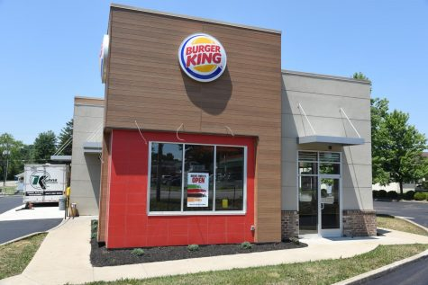 Local Burger King announces reopening