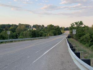 Fatal motorcycle crash Sunday evening