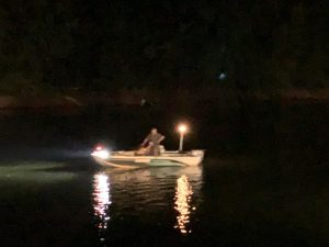 Rescuers respond to potential drowning