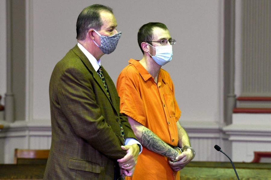 Cody Basehart pleads guilty to several charges Wednesday morning.